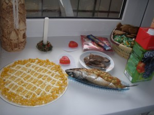 ужин для любимого