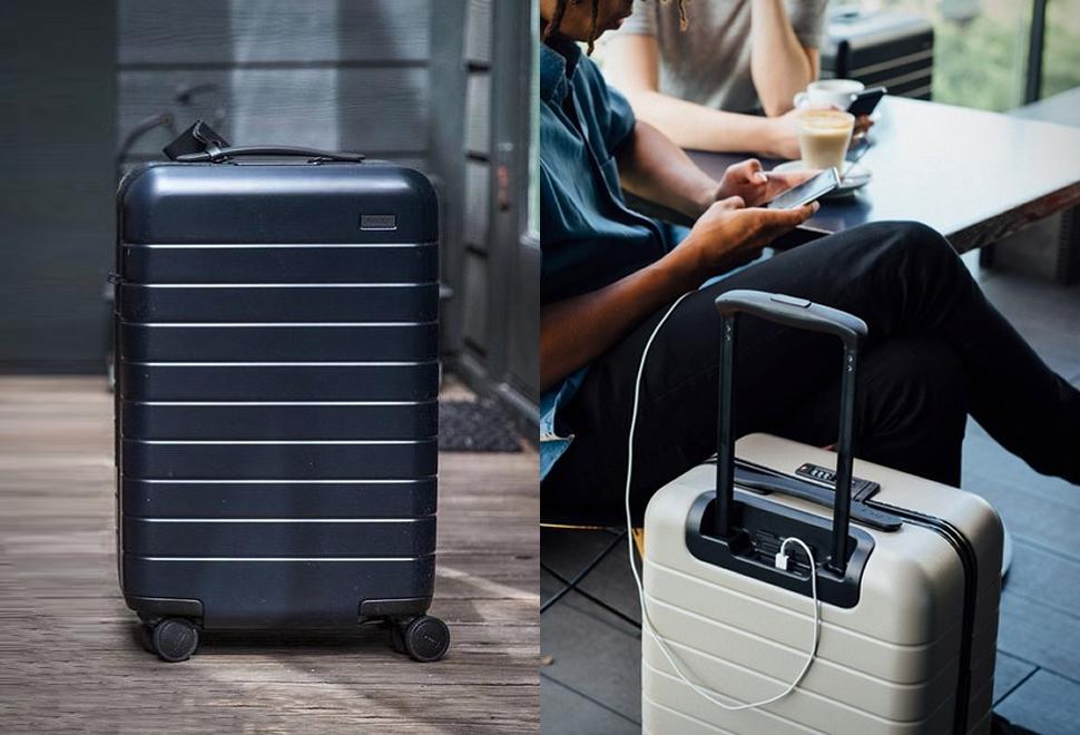 удобный чемодан, который понравится вашей девушке