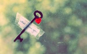 ключ т сердца
