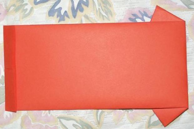 открытка конверт для денег