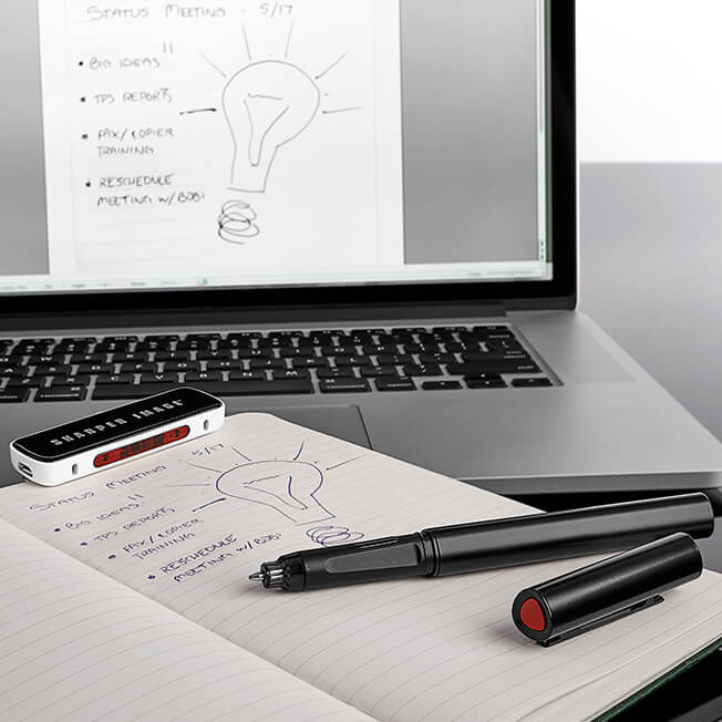 цифровая ручка с памятью