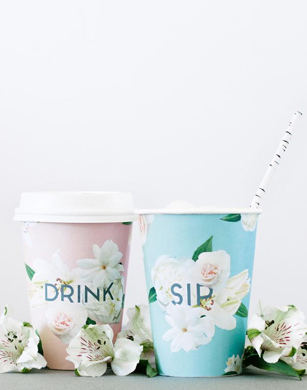 цветы с кофе на подарок
