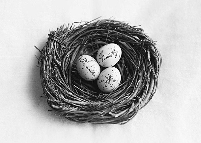 гнездо сувенир для мамы
