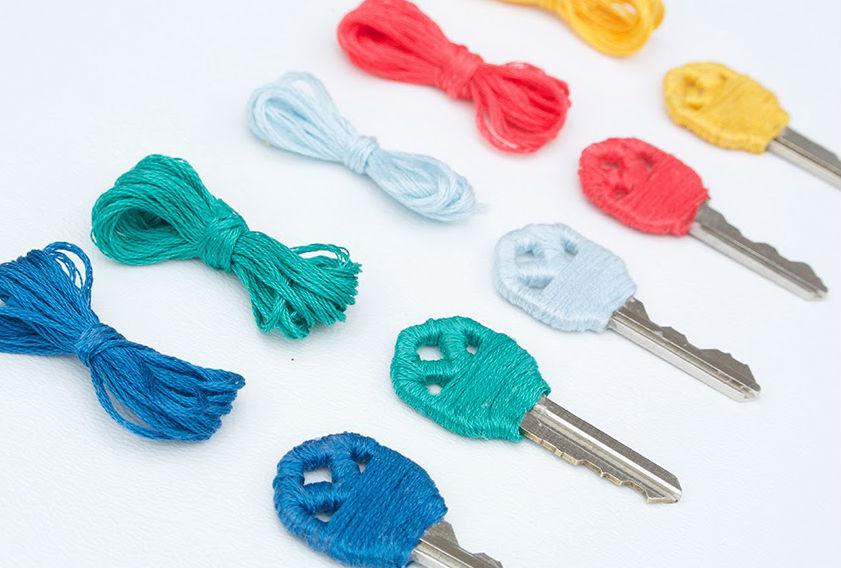 обмотки для ключей