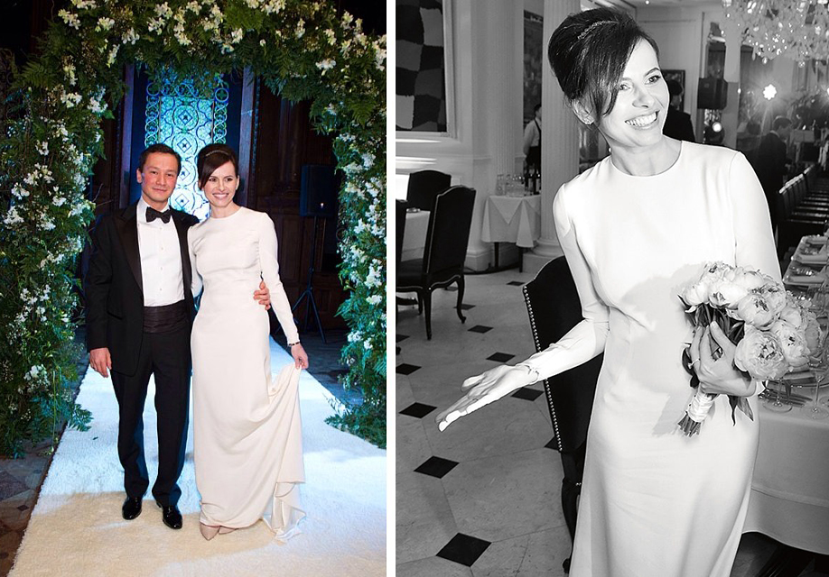 оксана лаврентьева и антон пак свадьба