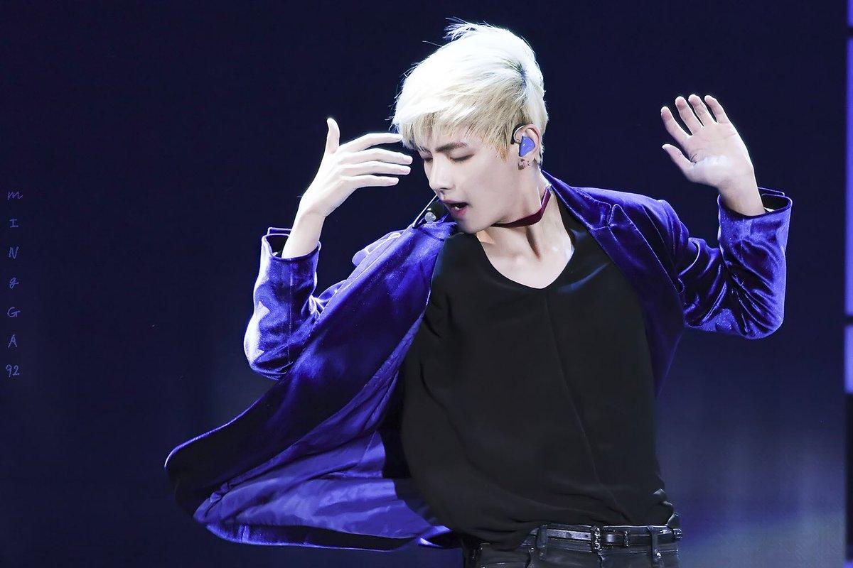Ким Тэ Хён на сцене