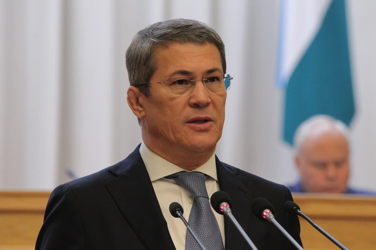 политик Радий Хабиров