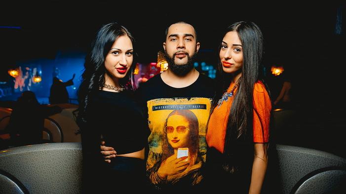 джах халиб с девушками