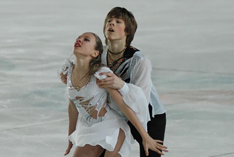 Никита Кацалапов и Ангелина Кабышева