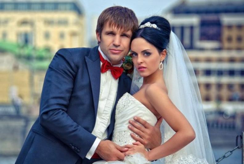 Свадьба Тимура Ефременкова и Юлии Кириенко