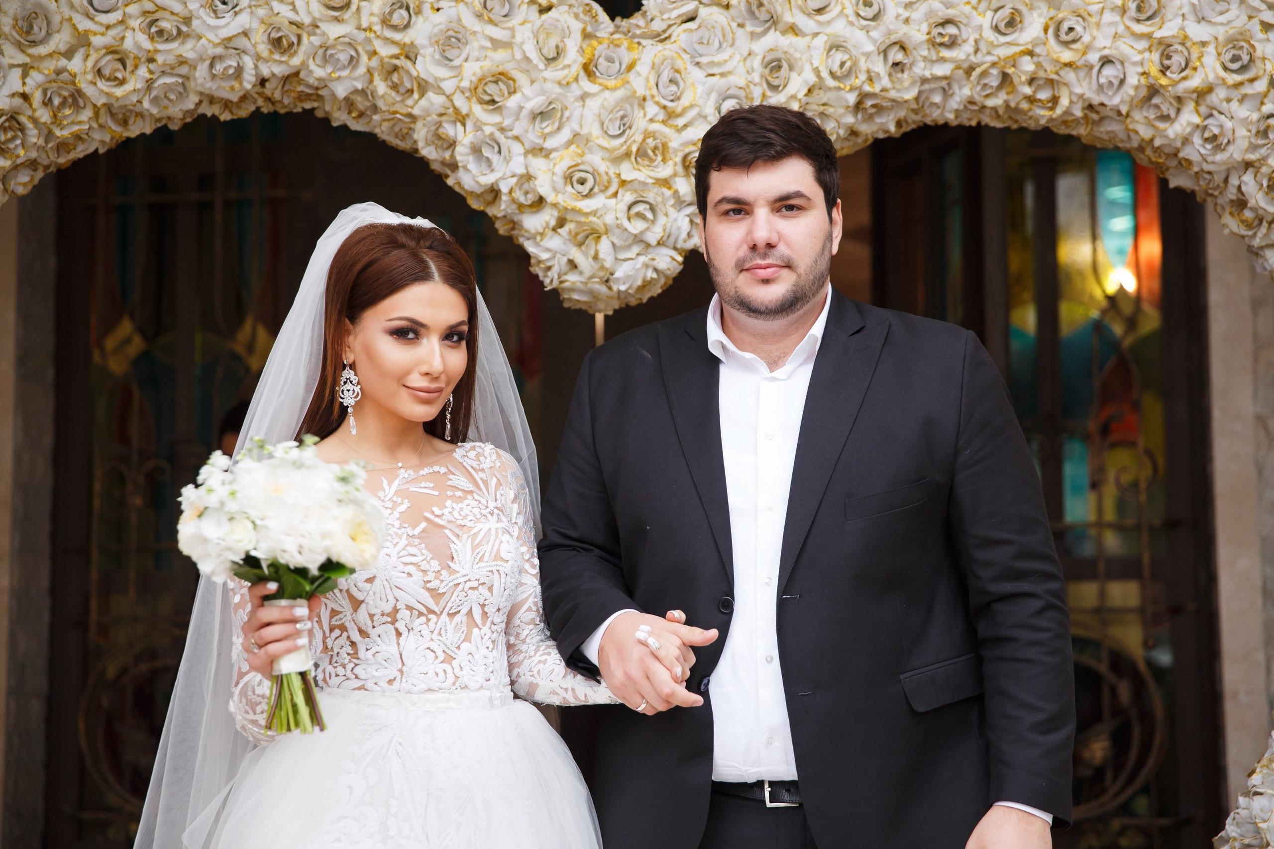самира гаджиева с мужем
