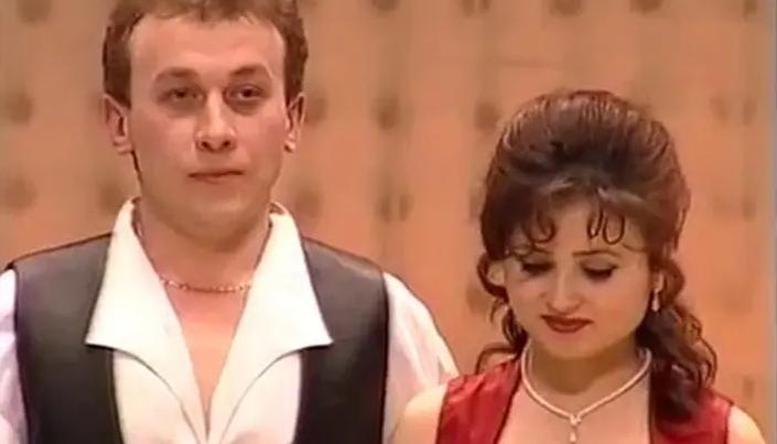 Марат Шайбаков и Гузель Ахметова